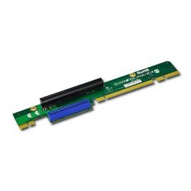 Pasywny Riser Supermicro 1U LHS 1xPCI-E 3.0 x16 1xUIO R1UU-UE16