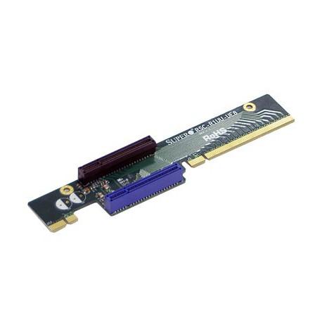 Pasywny Riser Supermicro 1U LHS 1xPCI-E 2.0 x8 1x UIO R1UU-UE8