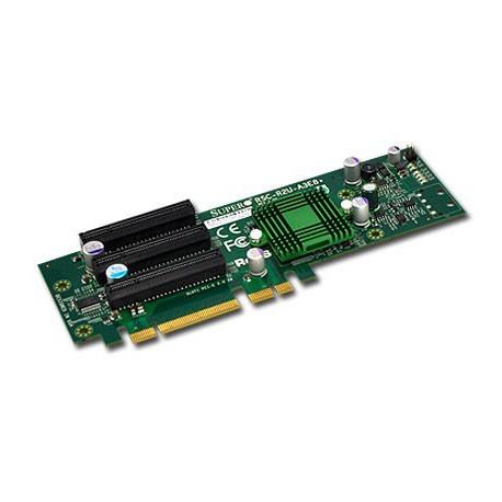 Aktywny Riser Supermicro 2U LHS 3xPCI-E 2.0 x8 R2U-A3E8+