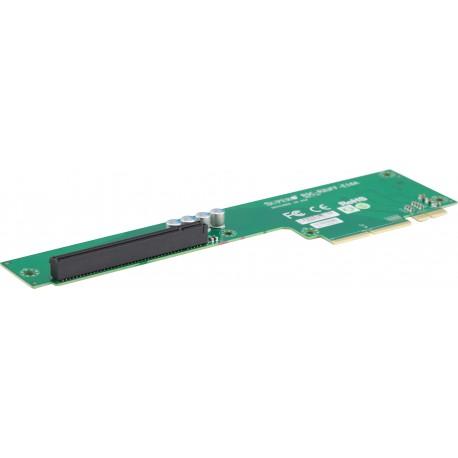 Pasywny Riser Supermicro 2U LHS 1xPCI-E 3.0 x16 R2UFF-E16A