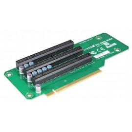Pasywny Riser Supermicro 2U LHS 3xPCI-E 2.0 x16 R2UG-2E4E8