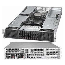 Supermicro SuperServer 2U SYS-2028GR-TRT