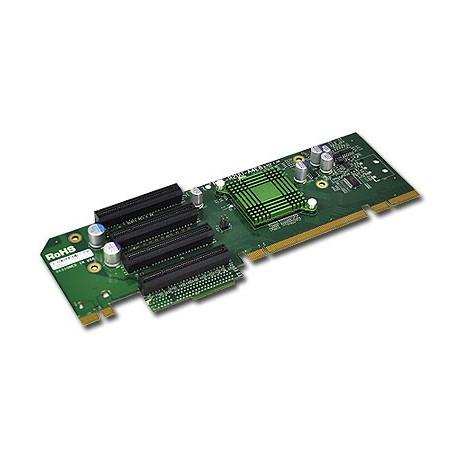 Aktywny Riser Supermicro 4x PCI-E 2.0 x8 R2UU-A4E8+