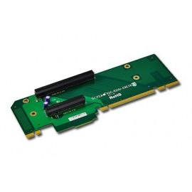 Pasywny Riser Supermicro 2U LHS 1xPCI-E 3.0 x16 1xPCI-E 3.0 x8 R2UU-E8E16