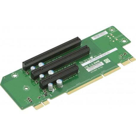 Pasywny Riser Supermicro 2U LHS PCI-E 2x3.0 x16 1x3.0 x8 R2UW-2E8E16+