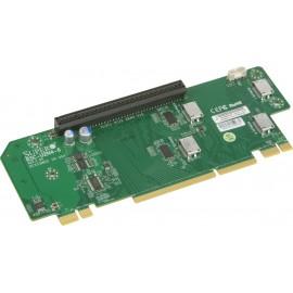 Pasywny Riser Supermicro 2U LHS PCI-E x16 z 4 portami NVMe