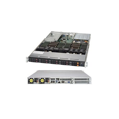 Supermicro Serwer Rack 1U 1028U-TNRT+