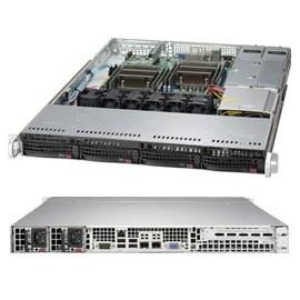 Supermicro serwer Rack 1U SYS-6018R-TDTPR