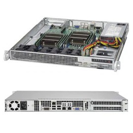 Supermicro Superserver rack 1U SYS-6018R-MD