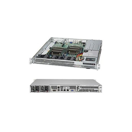 Supermicro SuperServer SYS-6018R-MDR