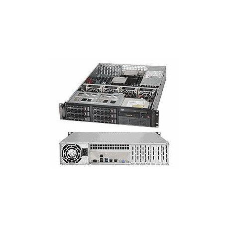 Supermicro SuperServer 2U SYS-6028R-T