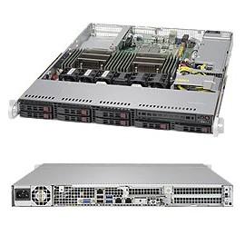 Supermicro serwer Rack 1U SYS-1028R-TDW