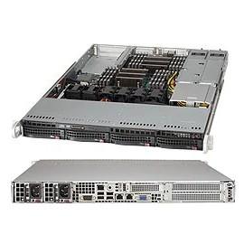 Supermicro serwer Rack 1U SYS-6018R-WTR
