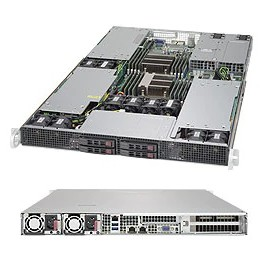Supermicro SuperServer SYS-1028GR-TR