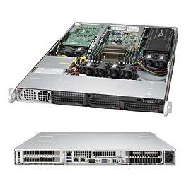 Supermicro serwer Rack 1U SYS-5018GR-T
