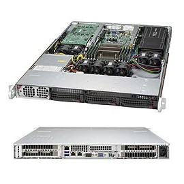 Supermicro SuperServer rack 1U SYS-5018GR-T