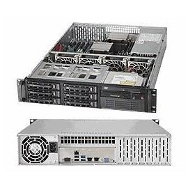 Supermicro SuperServer 2U SYS-6028R-TT