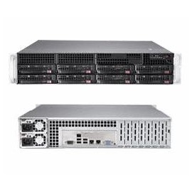Supermicro SuperServer 2U SYS-6028R-TR