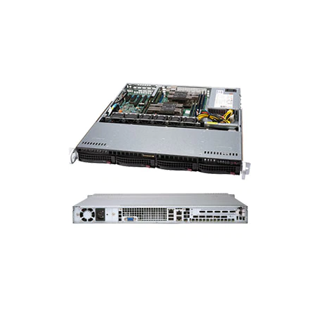 Supermicro SuperServer rack 1U SYS-6019P-MT