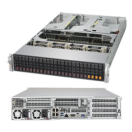 [NR]Cost optimized4-way without HDD backplane andd rive tray