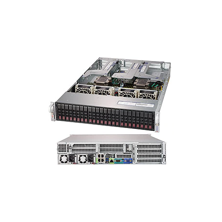 Supermicro SuperServer 2U SYS-2029U-E1CR4