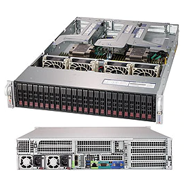 Supermicro SYS-2029U-E1CR25M