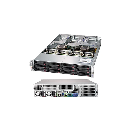 Supermicro SuperServer 2U SYS-6029U-TRTP