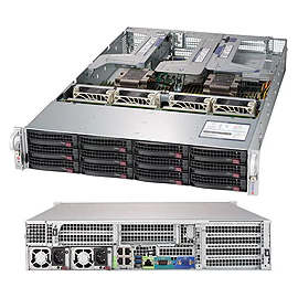 Supermicro SuperServer 2U SYS-6029U-E1CR4