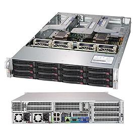 Supermicro SuperServer 2U SYS-6029U-E1CRT