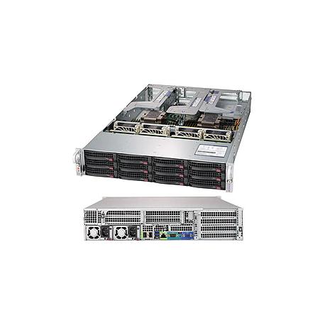 Supermicro SuperServer 2U SYS-6029U-E1CRTP