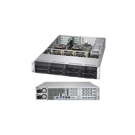 Supermicro SuperServer 2U SYS-6029P-WTR