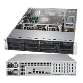Supermicro SuperServer 2U SYS-6029P-TRT