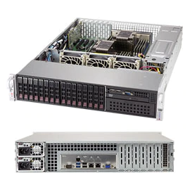 Supermicro SuperServer 2U SYS-2029P-C1RT