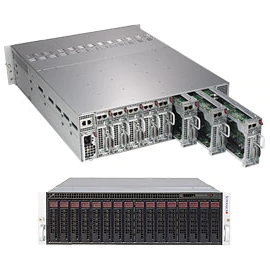 Supermicro SuperServer 3U SYS-5039MD8-H8TNR