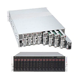[NR]3U MicroCloud System, X10SDD-16C-F, 938BH-R1K68B