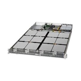 [NR]1U 3.5-in x12 ServerMBD-X11SDV-12C-TP8F,801LTS-R407CP