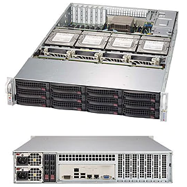 Supermicro SuperStorage SSG-6029P-E1CR16T
