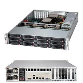 X10 4U72 Ceph data node w/432TB volume . No SSD