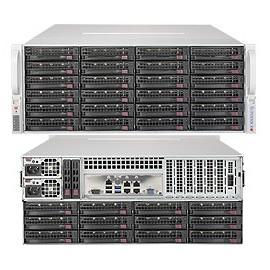 [NR]X10 4U Ceph data node w/216TB volume . No SSD