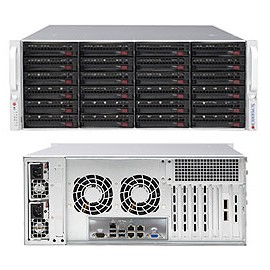 Supermicro SuperStorage SSG-6049P-E1CR24H