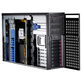 Supermicro GPU SuperWorkstation 4U Tower SYS-7049GP-TRT