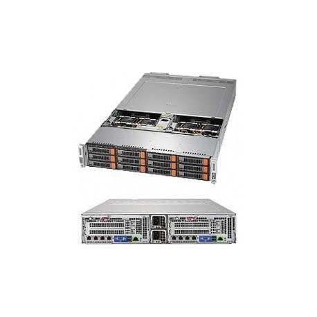 Supermicro SuperServer Rack 2U SYS-6029BT-DNC0R