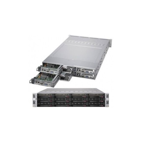 Supermicro SuperServer Rack 2U SYS-6029TR-HTR