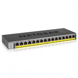 Netgear 16Port Switch 10/100/1000 GS116PP