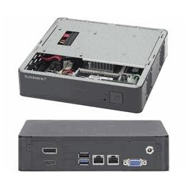 Supermicro SuperServer Mini-ITX SYS-E200-8B