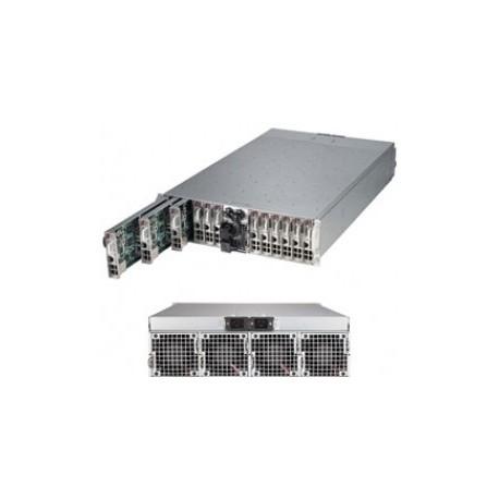 3U MicroCloud System, Xeon-D , CSE-939HX-R1K63B
