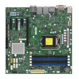 X11SCQ,Micro ATX,Coffelake PCH Q370,LGA1151,1 PCIEx16