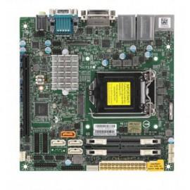 X11SCV-L,Mini ITX,Coffeelake PCH H310,LGA1151,PCIe x16,US