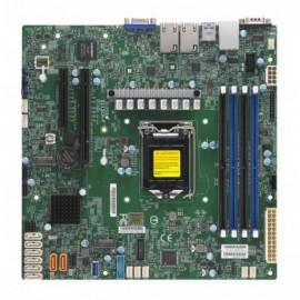 X11SCH-F CFL Xeon E processor family,SKT LGA1151,C246 chipset,4xD