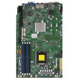 X11SCW-F SKT LGA1151,C246 chipset,4x DDR4 2666 MHz ECC UDIMM,2x1G